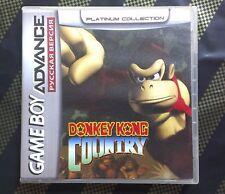 Donkey Kong Country, Nintendo, Game Boy Advance, GBA, Nintendo DS