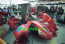 LeMans Le Mans 24H Toyota GT1, 3600T Nr.29 original Foto Poster ca 30cm x 40cm