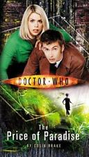 Doctor Who: The Price of Paradise by Colin Brake (2009, Hardcover) Brand New