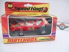 MATCHBOX k-35, Lightning f1 Racer #35, 1971, SPEED KINGS, neuf dans sa boîte