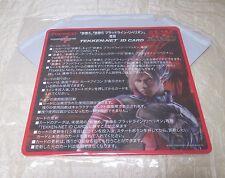 2008 Namco Tekken 6 Bloodline Rebellion Display Board Video Promo
