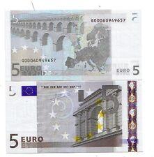 Cipro  5 € trichet E009B3  FDS