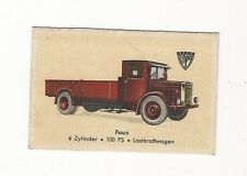 11/400  SAMMELBILD Faun Lastkraftwagen