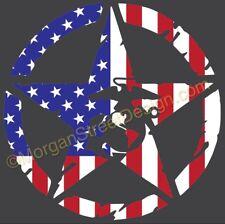 USMC Marine Betio Bastards Punisher US Flag AR15 Car Truck Window Decal Sticker