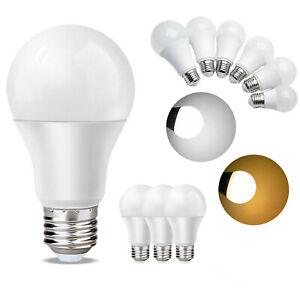 LED E26 E27 Globe Light Bulb 220V 110V 3W 5W 7W 9W 12W 15W 18W 20W Lamp Bright D