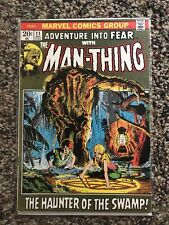 ADVENTURE INTO FEAR #11 1st app JENNIFER KALE & 1st NEXUS OF REALITIES 1972 THOG