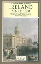 Ireland Since 1800: Conflict and Conformity (2nd Edition)-ExLibrary