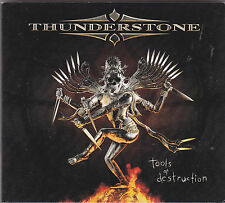 THUNDERSTONE - tools of destruction CD