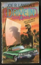 JOE R. LANSDALE The Drive In 2 1989 Paperback FIRST PRINT