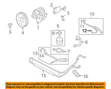 JAGUAR OEM 09-15 XF Power Steering Pump-Pressure Line Hose Seal XR829166