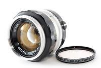 """NEAR MINT"" Nikon Nikkor-S Auto 50mm f1.4 Lens from Japan #2134"