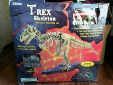 Geoworld T-Rex Skeleton Replica Model 1:10 Scale 45 Inches Science Toy NEW
