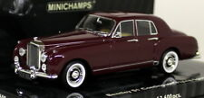 Minichamps 1/43 Scale 436 139550 Bentley S1 Continental Flying Spur 1955 Red Car