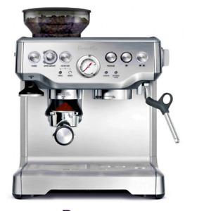 NEW Breville Barista Express Coffee Machine BES870BSS *FREE POST*