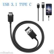 USB-C USB 3.1 Type C Data Charge Charging Cable for HUAWEI HTC ZTE Smartphone