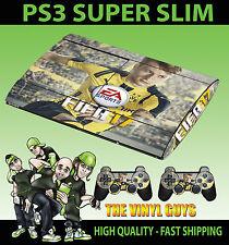 Playstation ps3 Super Slim FIFA 17 Fußball Marco Reus Haut Sticker + 2 Pad Haut