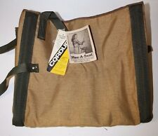 Vintage Hav A Seat Outdoor Camping Hiking Fishing Portable Foldable Chair NWT