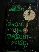 1962 Rod Serling-From Twilight Zone TV Reference Book