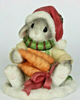 """My Blushing Bunnies """"Always Count Your Blessings"""" Vintage 1996 #B3/176 Retired"""