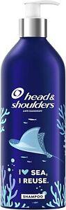 Head & Shoulders Classic Clean Anti-Dandruff Shampoo Refillable Aluminium 430ml