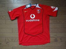 Urawa Red Diamonds Reds 100% Official Japan Soccer Jersey M BNWT 2005 J-League