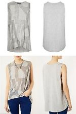 TopShop Women's Casual Cotton Vest Top, Strappy, Cami Tops & Shirts