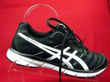 ASICS Woman's GEL Zaraca 2 Running Shoe T3A9Q Black Size 10   A1980