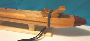 Native American Flute  Cedar DRONE - Key of low C   Bass Deep sound