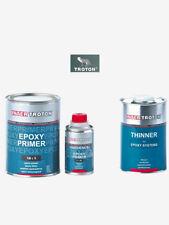 Inter Troton Epoxy Primer Grundierung 2K 10:1 1kg + Härter + EP Verdünnung