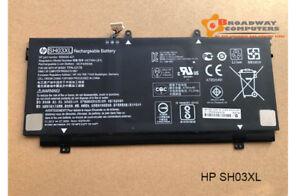 Original Battery for HP Spectre x360 13-AC 13-W Series 859026-421 SH03XL CN03XL