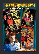 New Phantoms of Death Triple Feature 42nd Street,Killer,Chinatown Dvd Movie Set