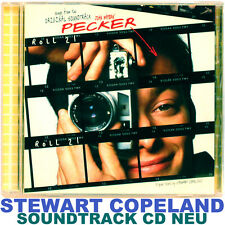 Pecker - Stewart Copeland - Soundtrack CD - out of print