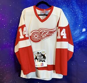 Brendan Shanahan Sz L Detroit Red Wings CCM Jersey NHL