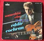 Eddie Cochran, somethin else, EP - 45 tours