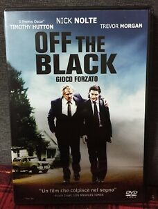 OFF the Black DVD Nick Nolte Ex noleggio Come Da Foto
