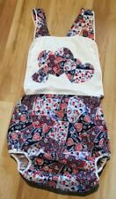 SALE!!  Adult baby Sissy romper / sun suit water proof bottoms