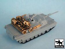 Black Dog 1/72 M1A1 Abrams Tank Accessories Set in Iraq War (Dragon 7213) T72003