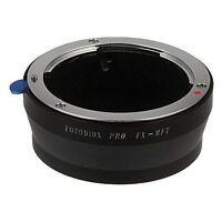 Fotodiox Objektivadapter Fuji Fujica X for Micro Four Thirds (MFT, M4/3) Camera