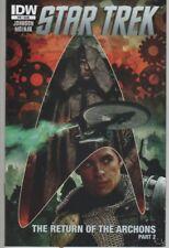 Star Trek #10 comic book JJ Abrams movie TV show series