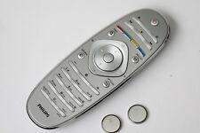 "242254990361 RC4501 ORIGINAL Philips ""alu"" Fernbedienung remote distanca telecom"