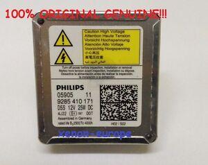 D5S Philips Xenon Bulb Original Genuine HID 12V 25W PK32d-7 Bulbs