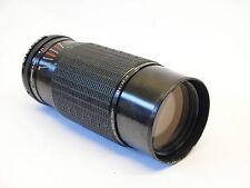 Sigma 80-200mm F3.5-4 Lente Pentax PK Montaje (piezas de repuesto o reparación)