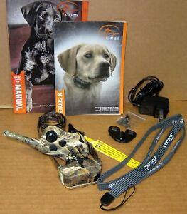 SportDOG Wetland Hunter X-series 425X CAMO Remote DOG Training E-Collar 500Yd