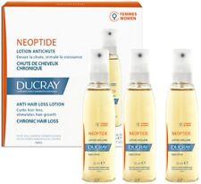 Ducray Neoptide Lotion Anti Hair Loss Treatment For Women 3 Bottles x 30ml