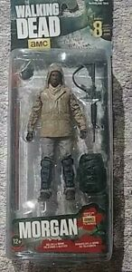 McFarlane Toys The walking dead Morgan Action Figure hard to find