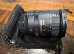 Nikon AFS DX 18-200mm F3.5-5.6G EDVRII Telephoto Lens - Mint condition