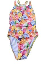 "Girls Maru Cupcake Swimsuit Size 28"""