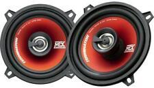 """MTX TR50C Terminator 13cm 5.25"""" 2 Way 200 watts Car / Van Coaxial Audio Speakers"""