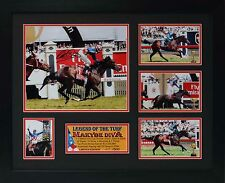 Makybe Diva Limited Edition Framed Signed Memorabilia