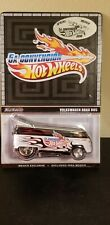 2012 Hot Wheels 5A Mexico Convention Volkswagen T1 VW Drag Bus #3400/4000